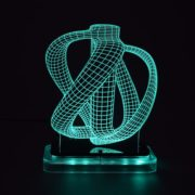 3D illusion light sculpture-Jug