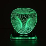 3D illusion light sculpture-Space
